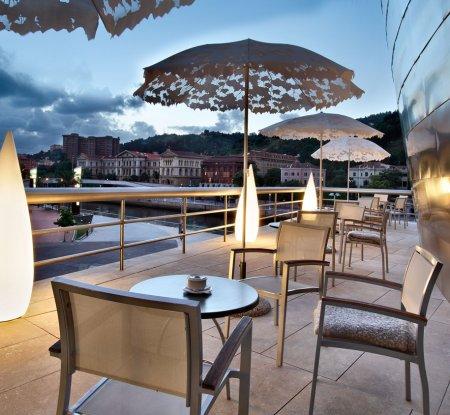 Bistró Guggenheim Bilbao - Urban Food Bilbao