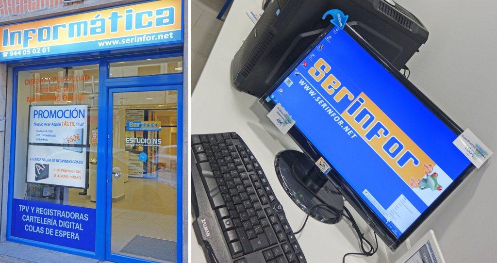 Serinfor Informática - Servicios integrales de informática Bilbao