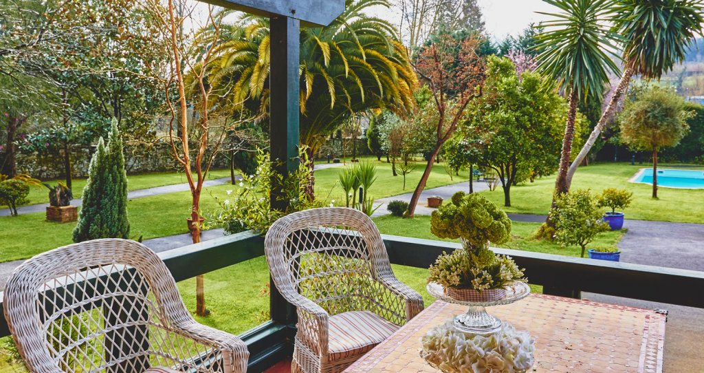 Jardín de Barretaguren - Finca privada para celebrar bodas y eventos Bilbao