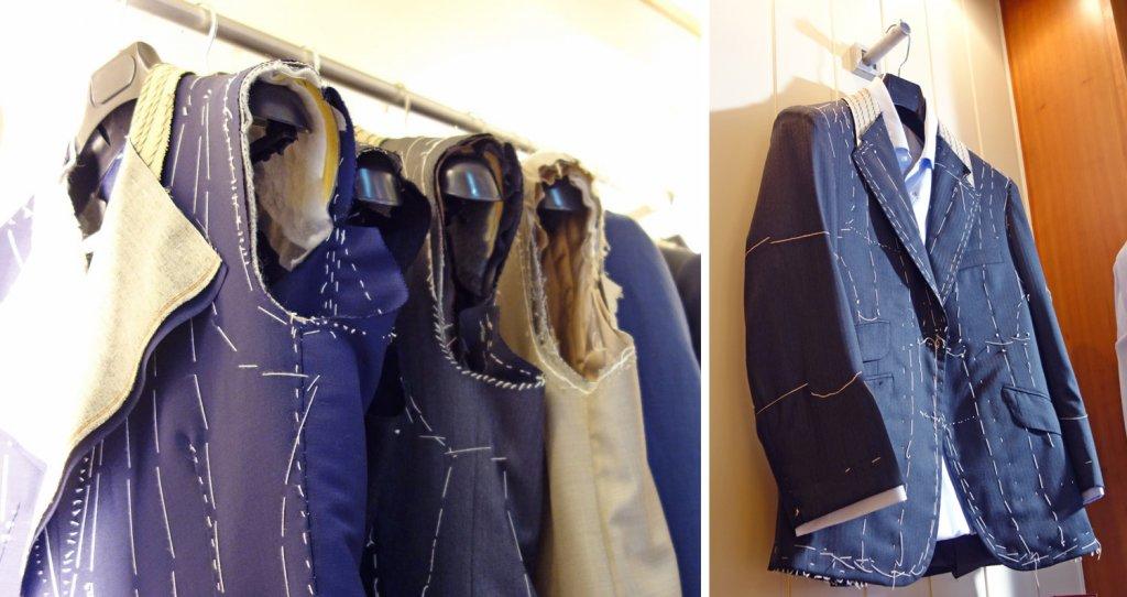 Sastrería Cardenal - Confección de trajes a medida de forma artesanal Bilbao