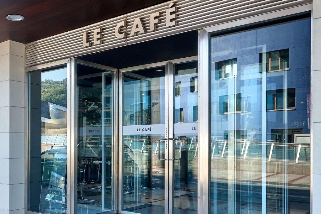 Le Cafe Bilbao