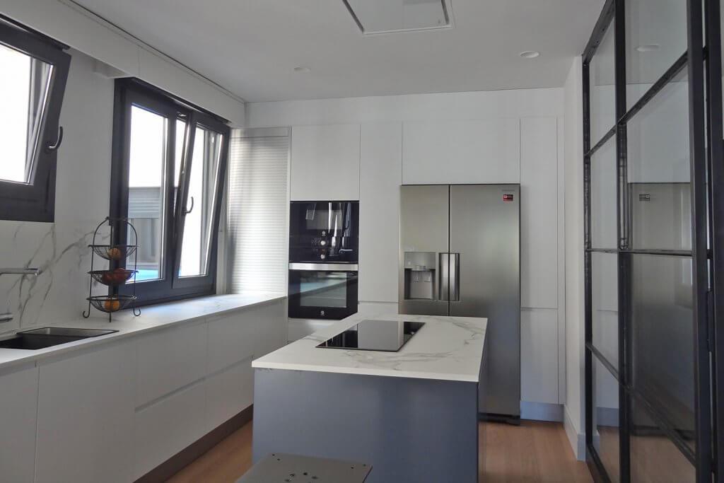 MLLM - Proyectos de interiorismo y decoración Bilbao - mllm miriam lopez linares cocina
