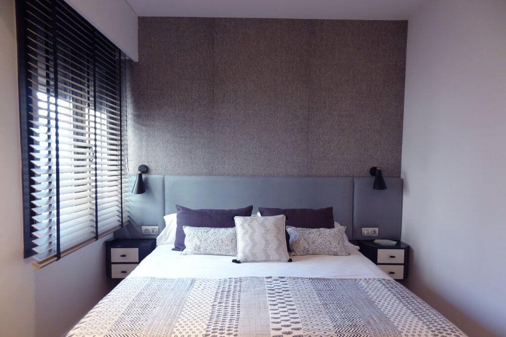 MLLM - Proyectos de interiorismo y decoración Bilbao - mllm miriam lopez linares dormitorio
