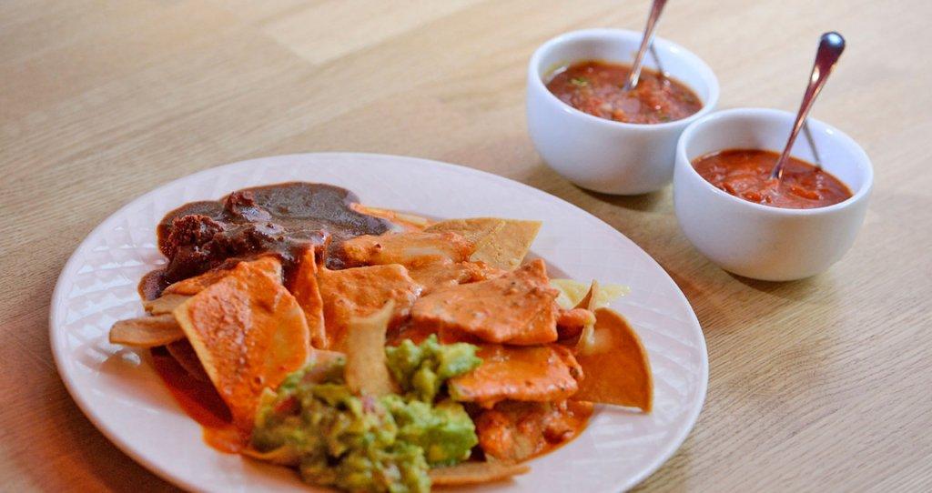 De Boca Madre - Comida llena de México, hecha de México Bilbao - De Boca Madre