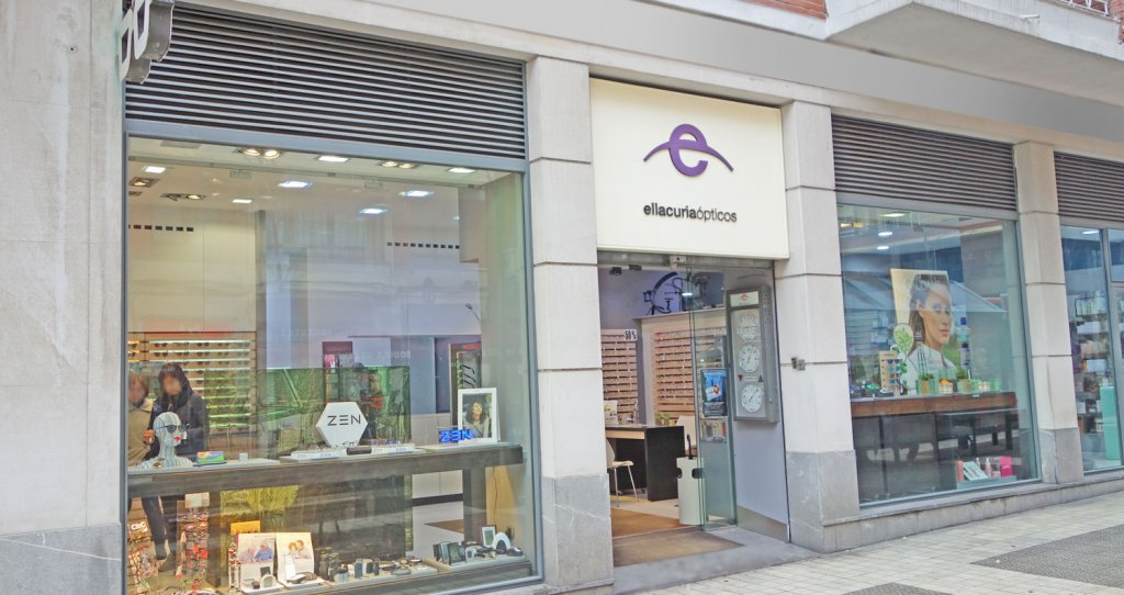 Ellacuría Ópticos - Tradición e innovación en el óptica bilbaína Bilbao