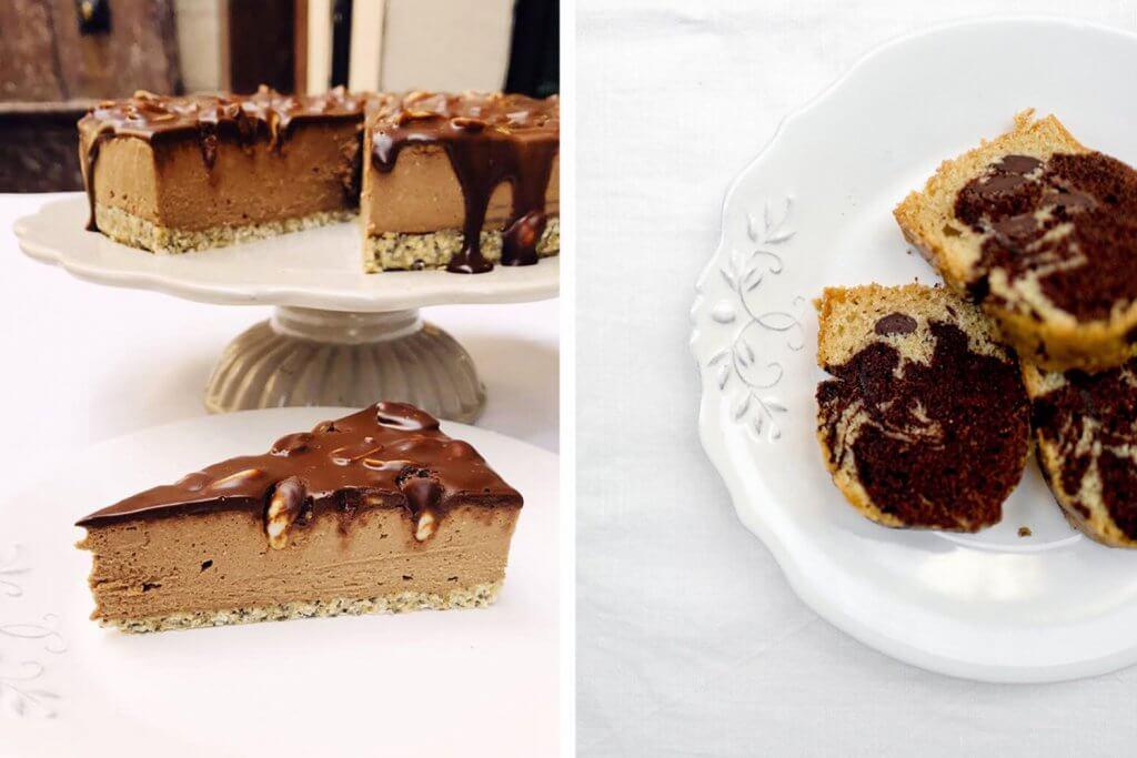 Txarloska, pastelería vegana de Bilbao con fabricación 100% artesanal. - Pastelería vegana Txarloska en Bilbao