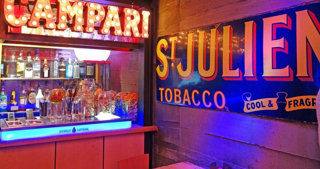 Antigua Cigarrería - Un clásico en el centro de Bilbao