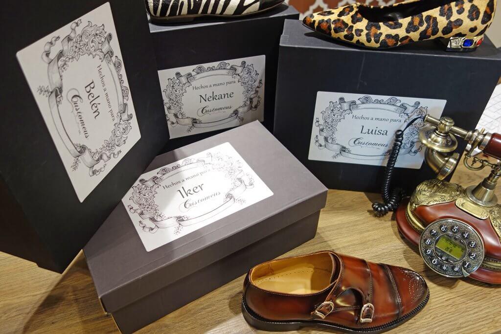 Y Customeus Complementos Medida Bilbao Zapatos En A ttTRz