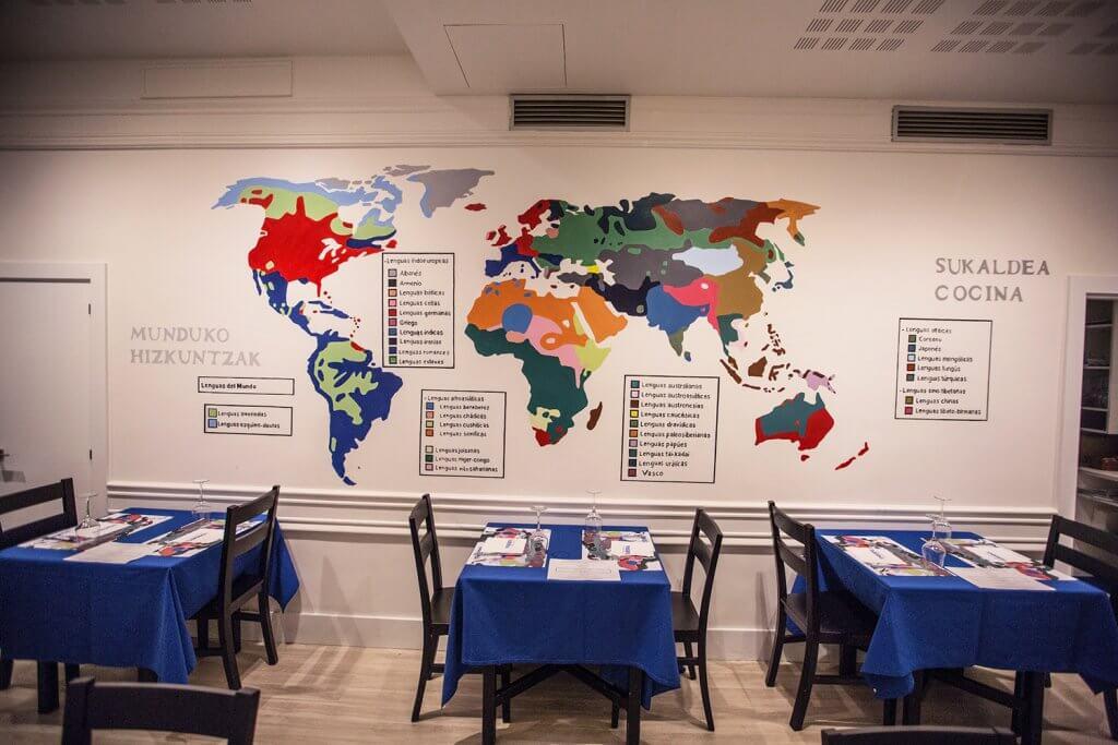 Taberna De los Mundos Bilbao - Taberna de los Mundos Deusto