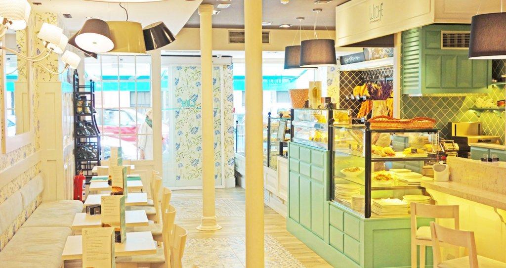 Wiché Café Bakery Bilbao