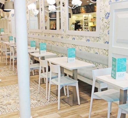 Wiché Café Bakery - Urban Food Bilbao