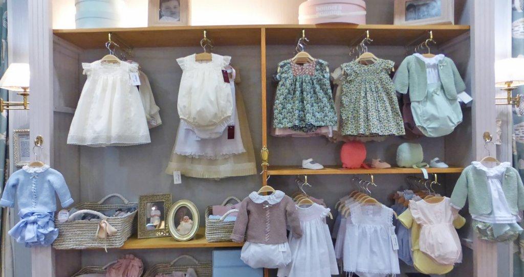 Muselina - Moda infantil Bilbao