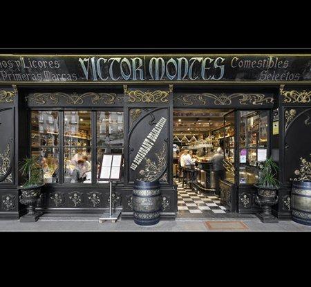 Victor Montes - Cocina Vasca y Tradicional Bilbao