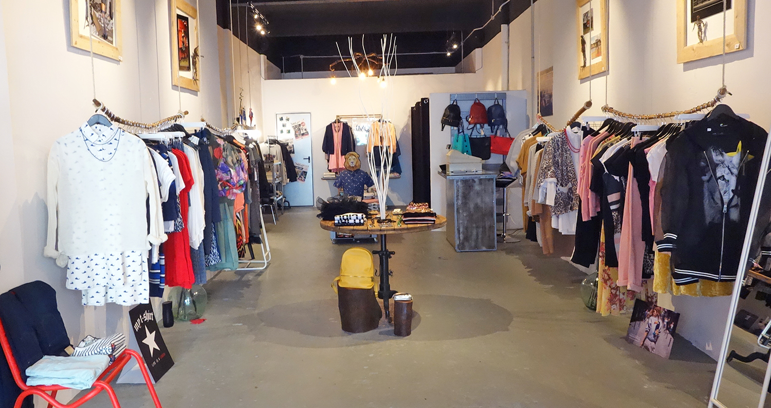 Music clothes store