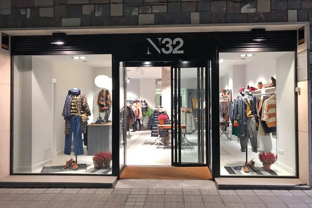 N32 - Exclusivas firmas de moda y accesorios para la mujer Bilbao - tienda de moda de mujer N32 Doctor Achúcarro Bilbao