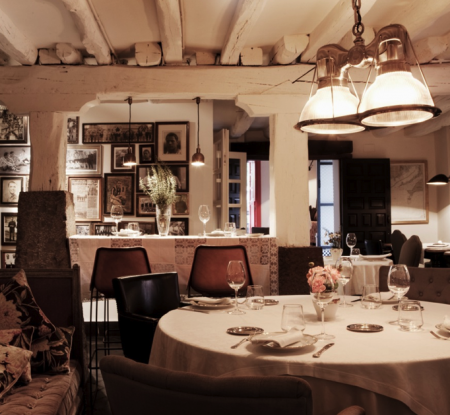 Petit Komité - Author Cuisine Bilbao