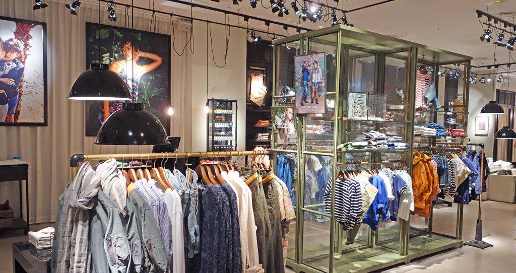 Scotch & Soda Artea - tiendas de moda hombre, mujer y niño Bilbao