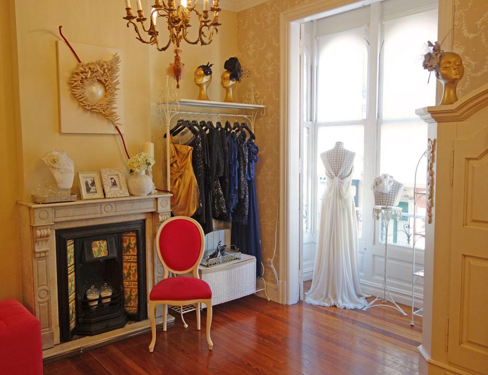 Alicia Rueda Atelier - Vestidos de novia personalizados para cada mujer. Bilbao