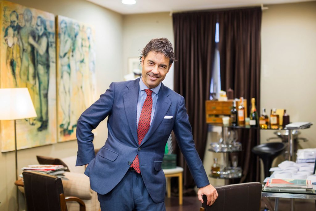Oscar López Ileaña - Trajes para caballero a medida en Bilbao