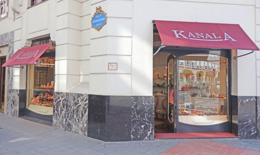 Kanala - Tienda de calazado y complementos para la mujer Bilbao