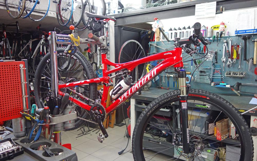 Ciclos Maestre - Tienda y taller ciclista especializado en Bilbao