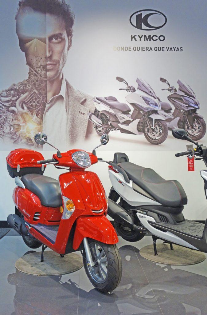 García Motos - Concesionario oficial Suzuki, Kymco y Gas-Gas Bilbao