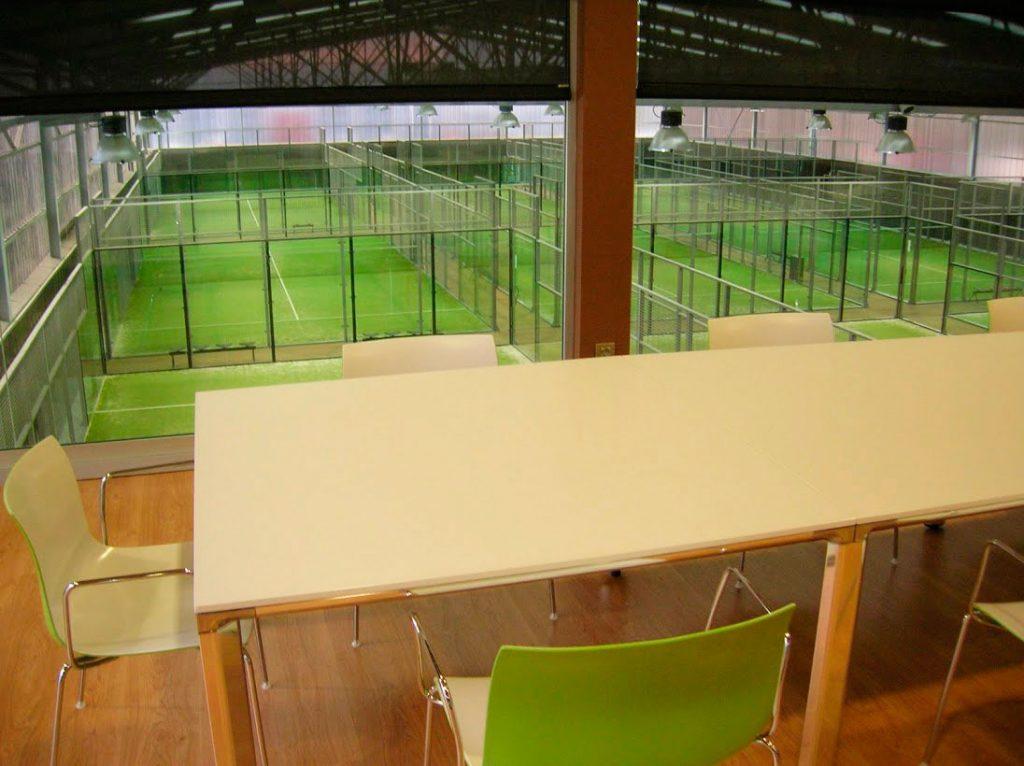 Padelia Bilbao - Un club cerca de Bilbao para practicar padel