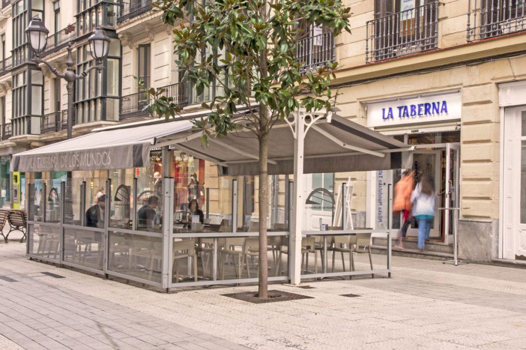 Taberna de los Mundos - El mundo al alcance de todos. Bilbao