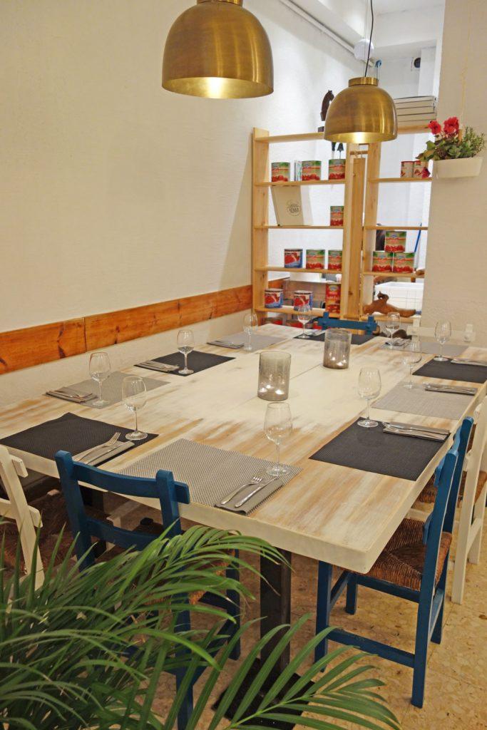 Il Giardino della Nonna - Cocina tradicional italiana Bilbao