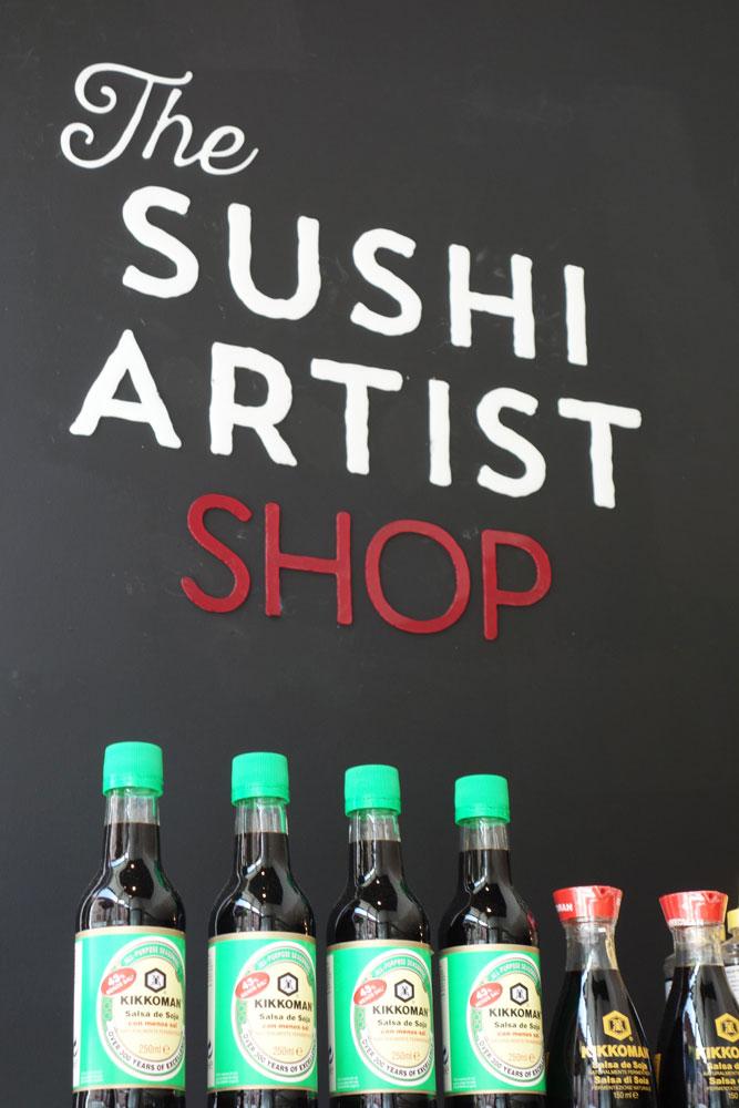 Sushi Artist Bilbao - Un nuevo concepto de sushi bar.