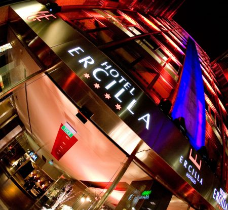 Ercilla Hotel - Bilbao Hotels Bilbao