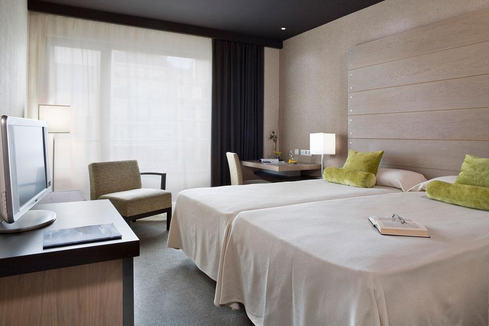Hotel Hesperia Bilbao - El Hotel de la Ría de Bilbao