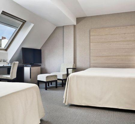 Hotel Hesperia Bilbao - Bilbao Hotels Bilbao