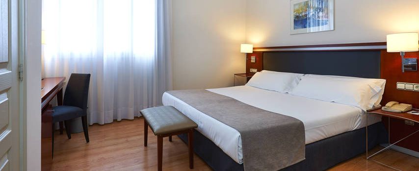 Hotel Hesperia Zubialde - Cuatro estrellas cercano a la Ría de Bilbao