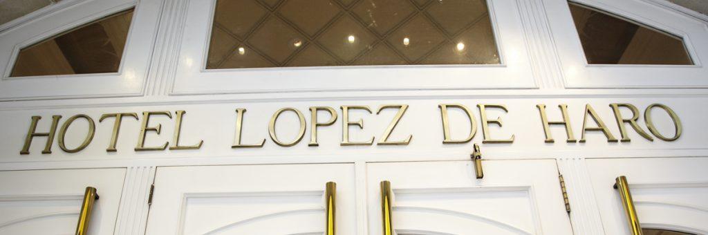 Hotel Lopez de Haro - Cinco estrellas en pleno centro de Bilbao