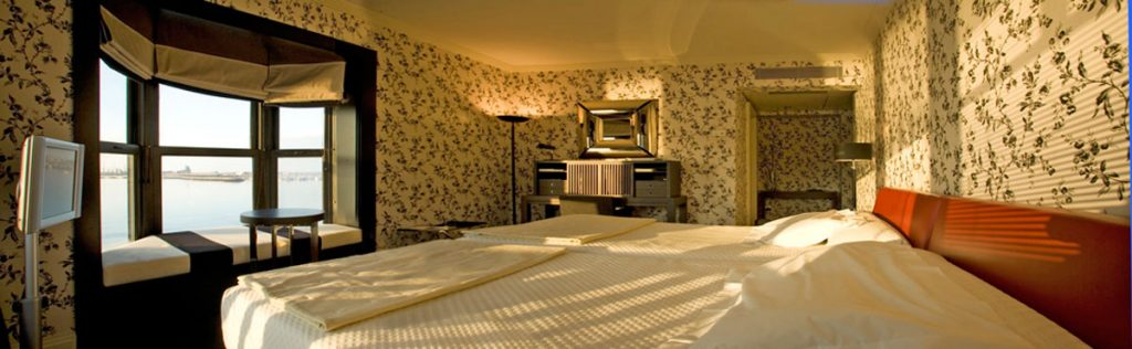 Hotel Ercilla Embarcadero - Acogedor Hotel mirando a la Bahia del Abra Bilbao