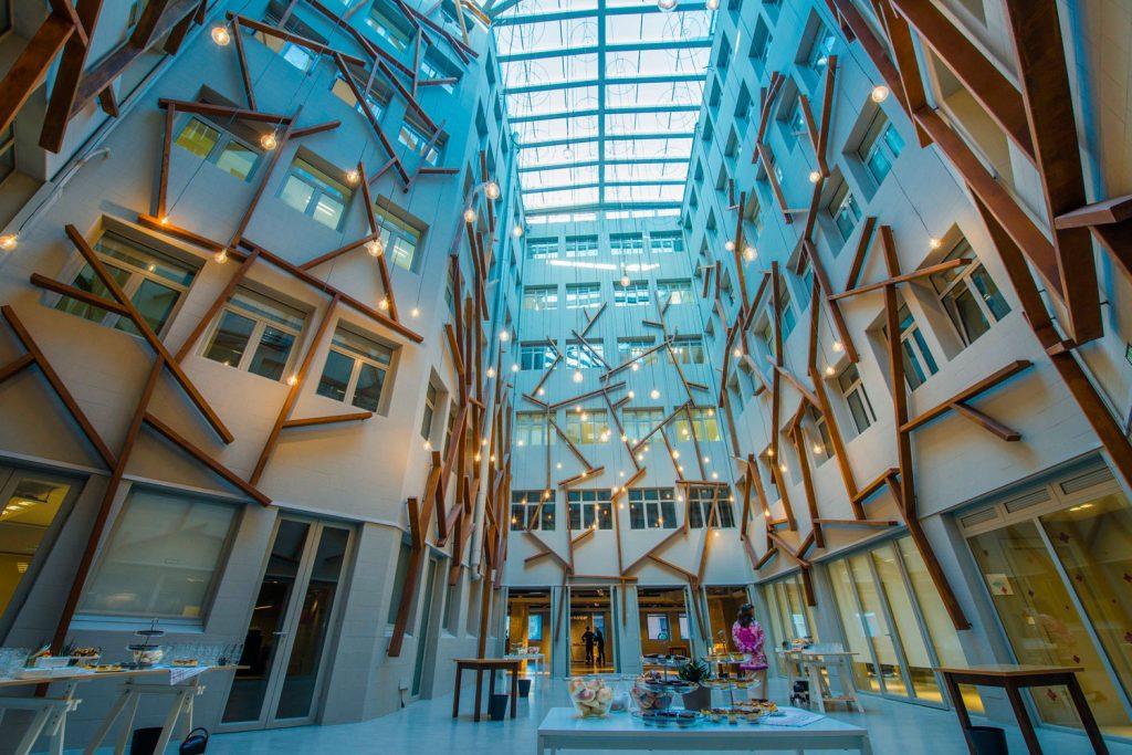 Yimby - Espacio exclusivo de 1200 m2 para tus eventos en Bilbao