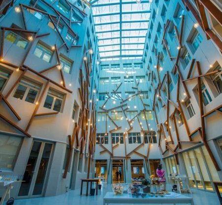 YIMBY - Event Halls Bilbao