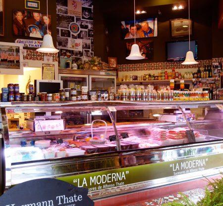 La Moderna - Delicatessen Bilbao