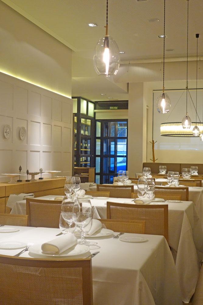 Restaurante Zapirain - Cocina tradicional con producto de primera calidad Bilbao