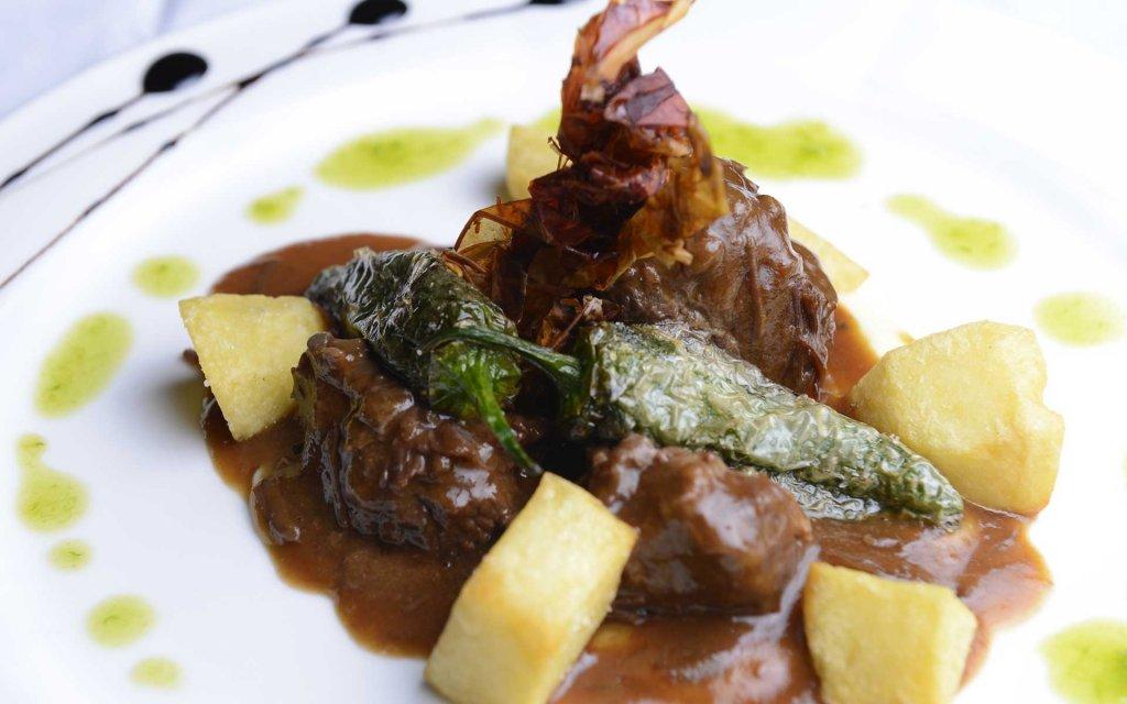 Restaurante Zubizuri - Cocina Tradicional Vasca en Bilbao