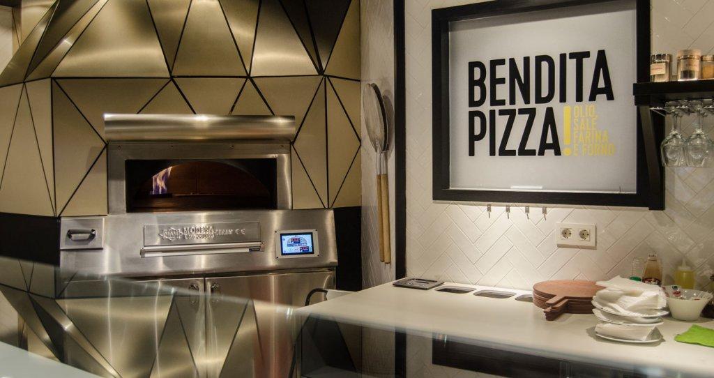 Bendita Pizza Bilbao - Pizzas de masa madre en el centro de Bilbao