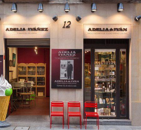 Turronería Adelia Iváñez - Cakes & Ice Cream Bilbao