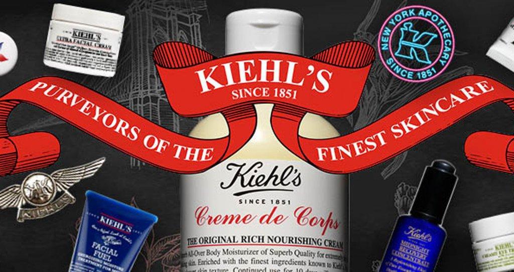Kiehl's cosmética - Cosmética para cuerpo, rostro y cabello... Bilbao
