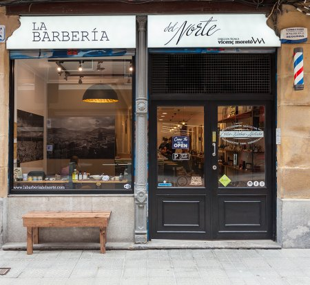 La Barbería del Norte - Peluquerías Bilbao