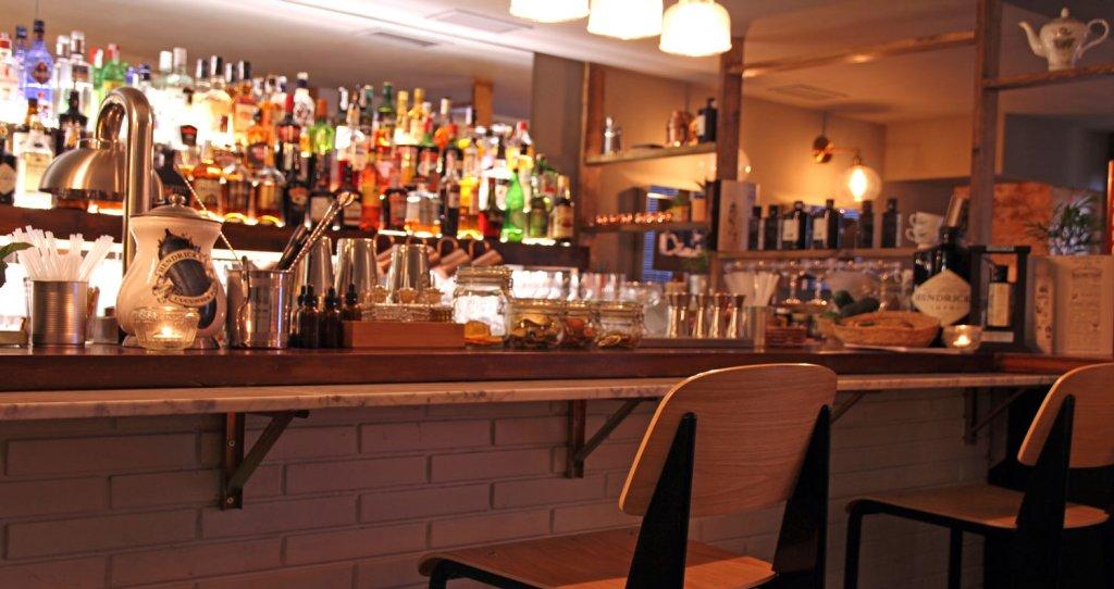 La Mula de Moscú - A cocktail lounge in the centre of Bilbao