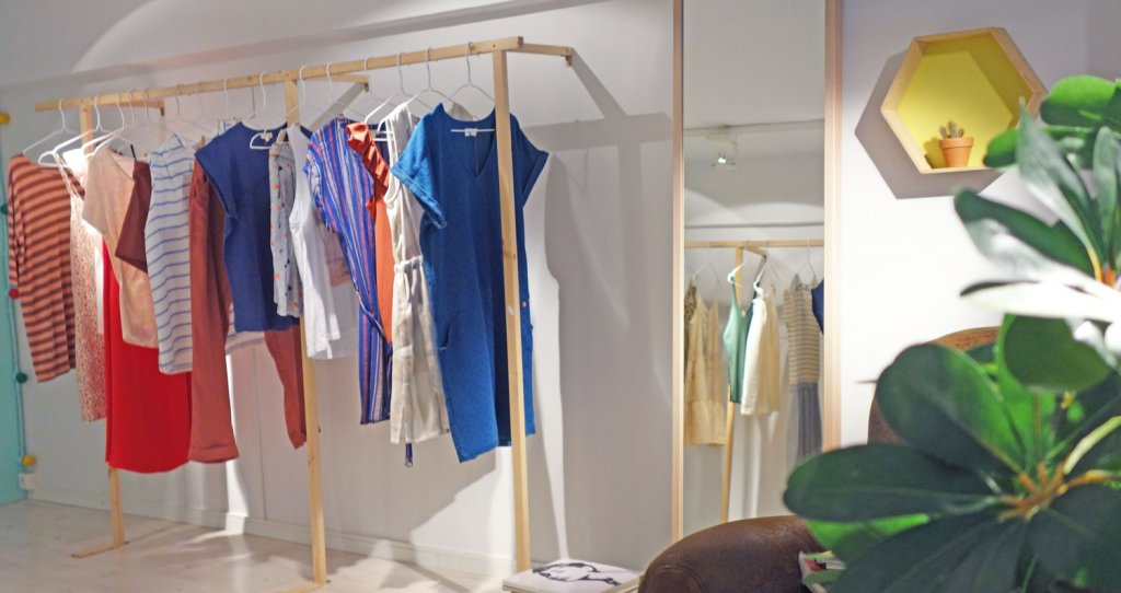 Coquette, is a women's fashion store in Bilbao