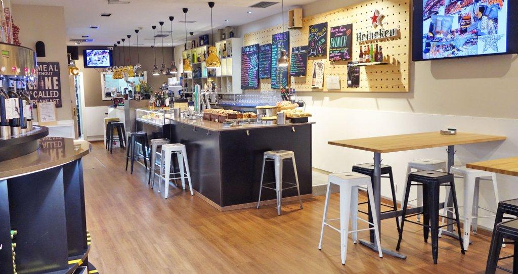 Corinto Bilbao - Cocina Tradicional Vasca con toques modernos
