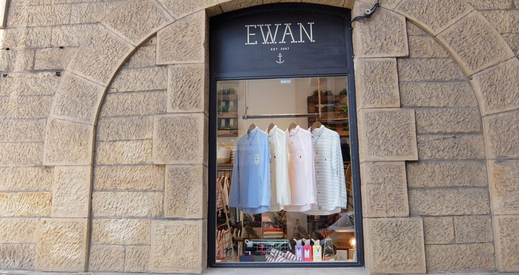 Ewan Bilbao - Moda especial, llamativa y diferente en Las Arenas