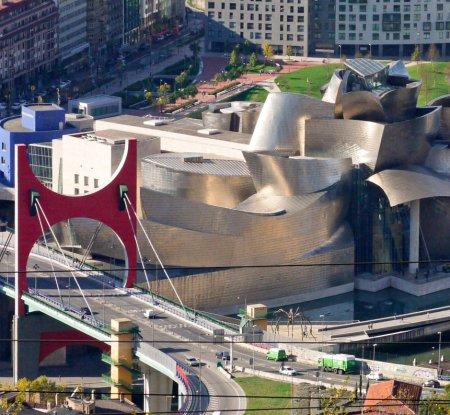 Museo Guggenheim Bilbao - Museos y Galerías Bilbao